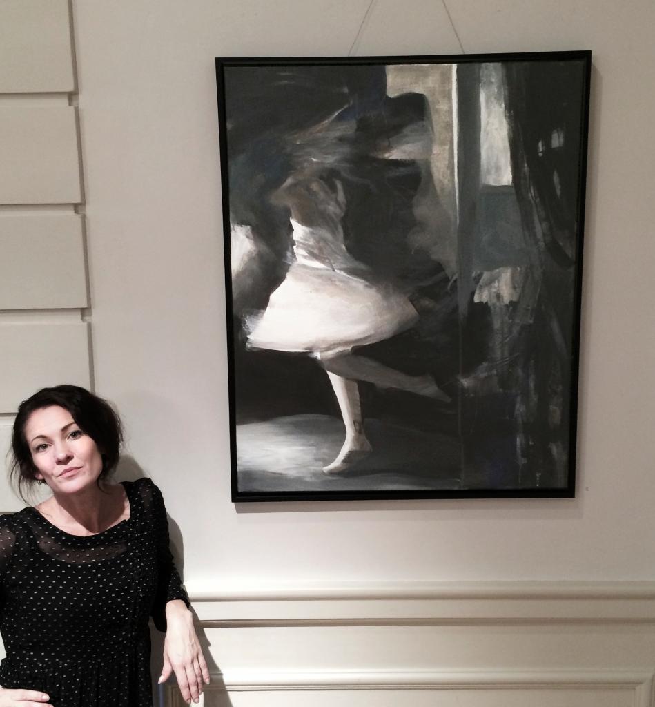 """""""Prövning"""" Anna Bülow 2014"""