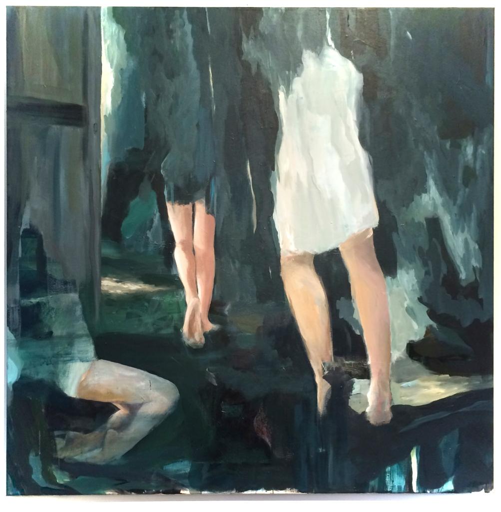 """Vägvisare"" Anna Bülow 2014"